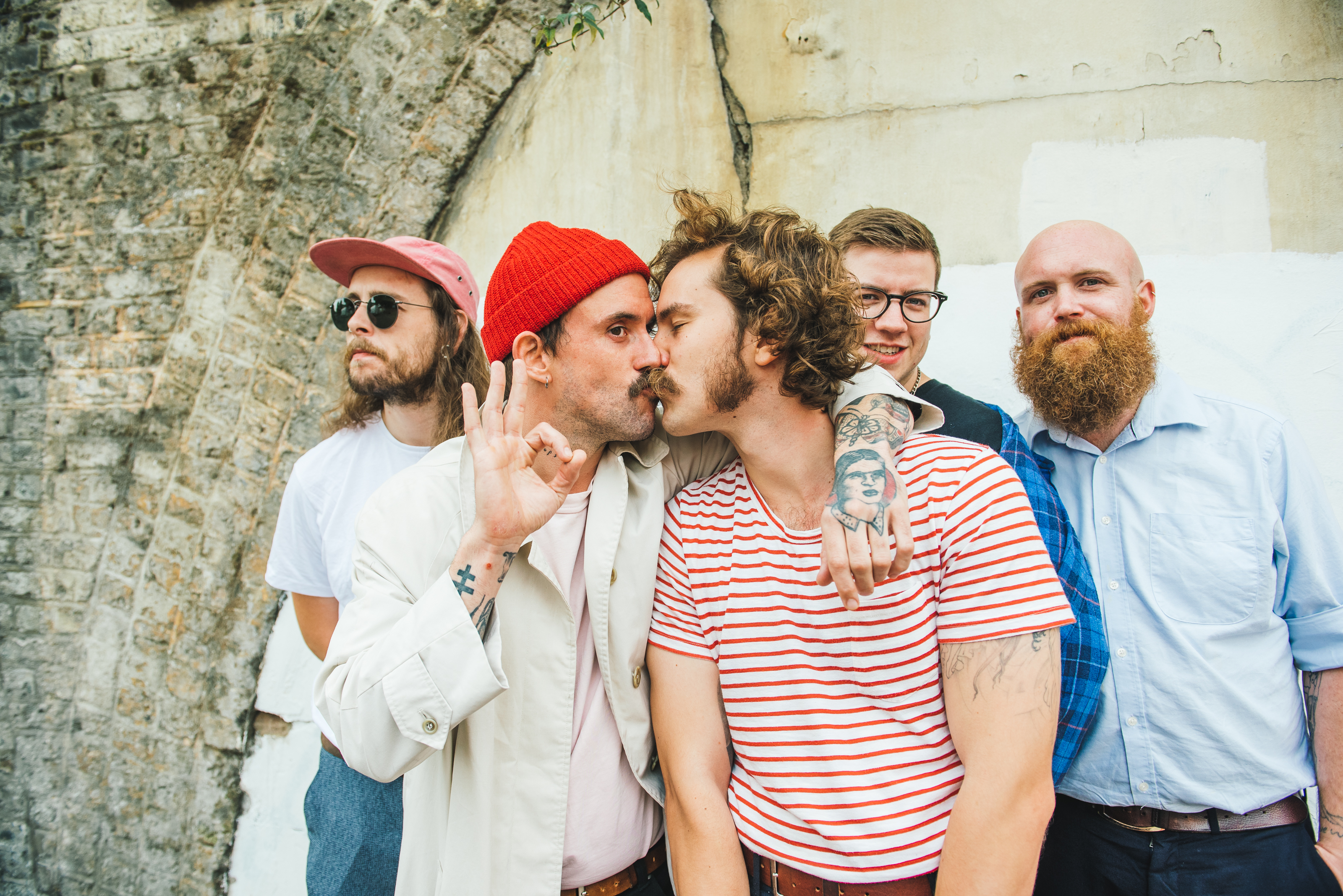 idles interview, joe talbot